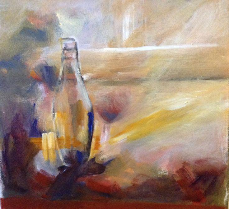 Memories, Last of the Summer Wine –  Oil on canvas PLATFORMstore