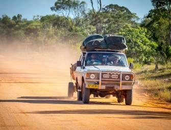 Four-wheel Driving Cape York – Part 1