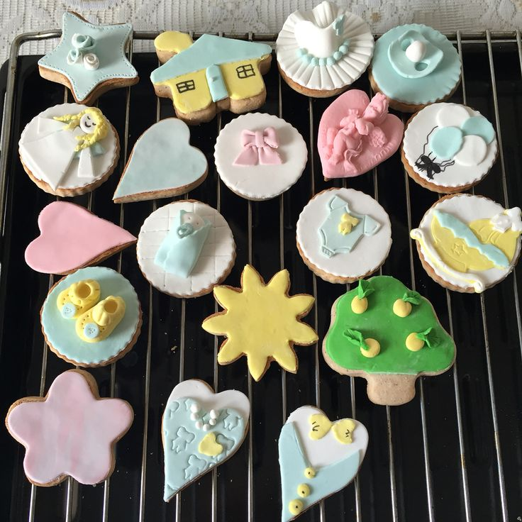 Rengarenk kurabiyelerim ☺️☺️