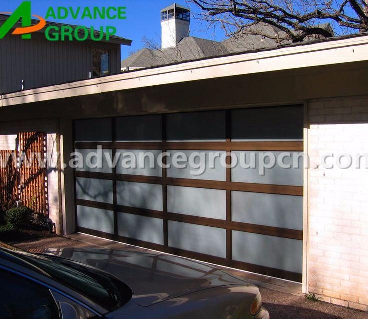 Modern Garage Doors In An Astonishing Protection: 25+ Best Glass Garage Door Ideas On Pinterest