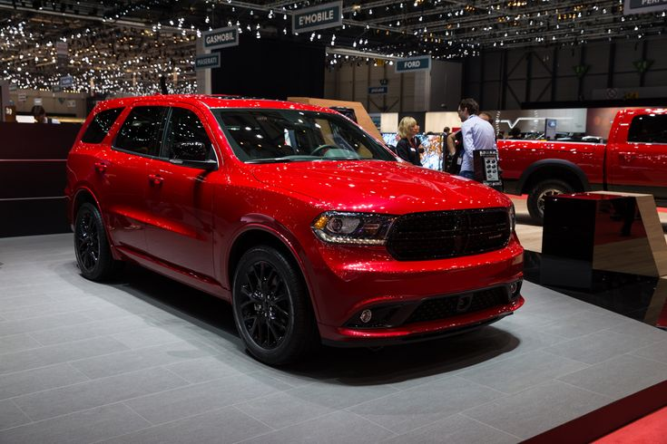A new Dodge Durango SRT may be in the works, and we have all of the rumored details here! #Dodge #Durango #Cars