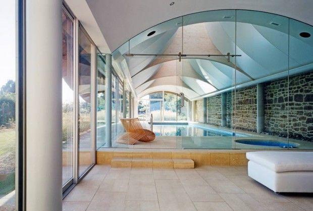 20 Luxus-Indoor-Swimmingpool-Designs für einen herrlichen Dip – neuedekorationsideen