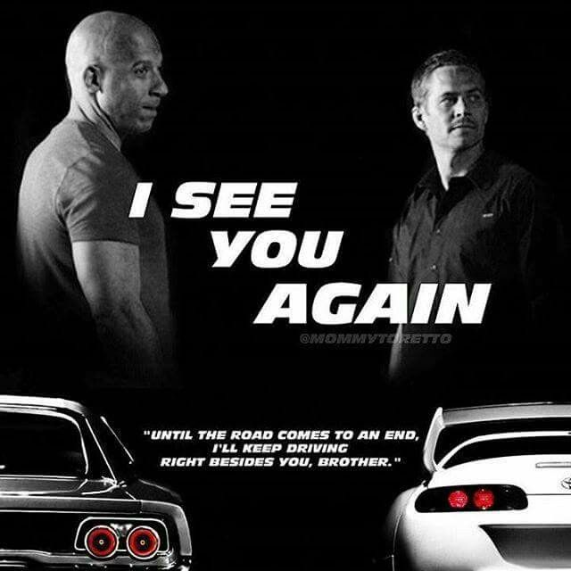 The 3388 Best Vin Diesel Paul Walker Fast & Furious Family