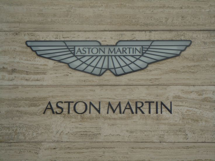 Went to see all the beautiful Aston Martins (Photo by Lexi McKenzie)