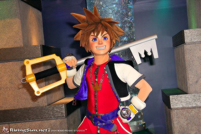 Image result for sora costume disney world