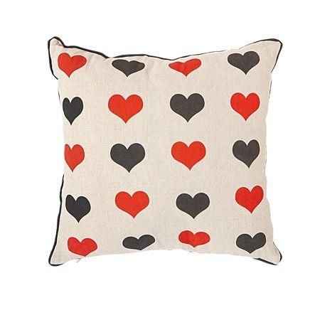 elemis cushion heart 43cm x 43cm