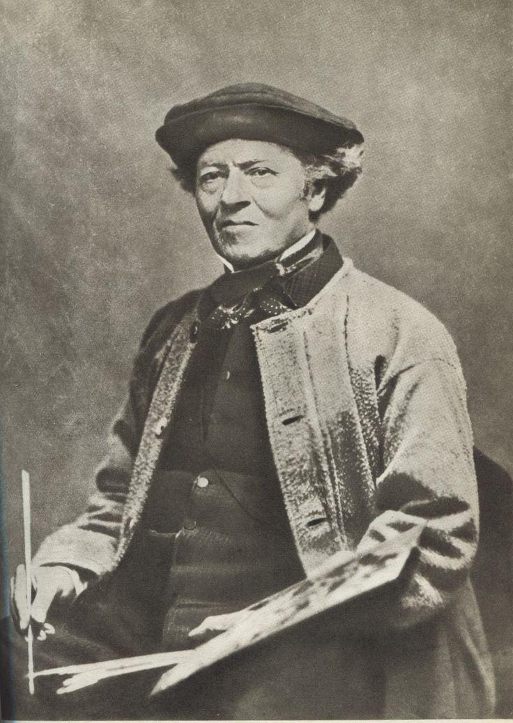 Portraits Photographiques des Grands Peintres du XIXème