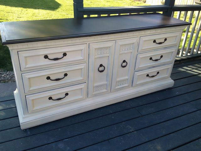 1000 ideas about refurbished dressers on pinterest redone dressers painting furniture and for Refurbished bedroom furniture