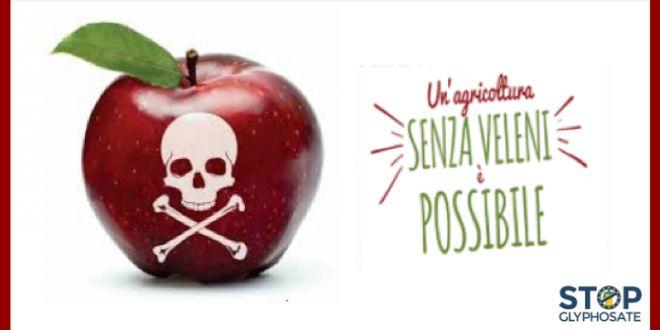 """Calabria e Toscana tagliano i finanziamenti agli agricoltori che usano l'erbicida glifosato. La coalizione """"Stop Glifosato"""" chiede una riforma radicale della Politica agricola comunitaria"""