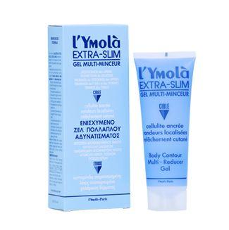Το Extra-Slim της L'Ymolà προσφέρει μια πολλαπλή λιποδιαλυτική δράση που βοηθά στην βελτίωση της σιλουέτας σου. Αυτή η εντατική αγωγή καταπολεμά ενεργά την κυτταρίτιδα και το τοπικό λίπος, όπως επίσης συμβάλλει στην σύσφιξη και τόνωση του δέρματος.