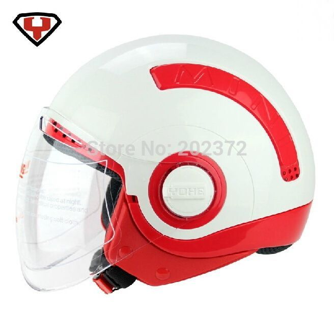 58.00$  Buy here - http://alitv5.shopchina.info/go.php?t=32317309065 - MINI Motorbike half face Helmets for women  ,  motorcycle electric bicycle headpiece men MOTO safety helmet scoote dirt bike 58.00$ #buychinaproducts