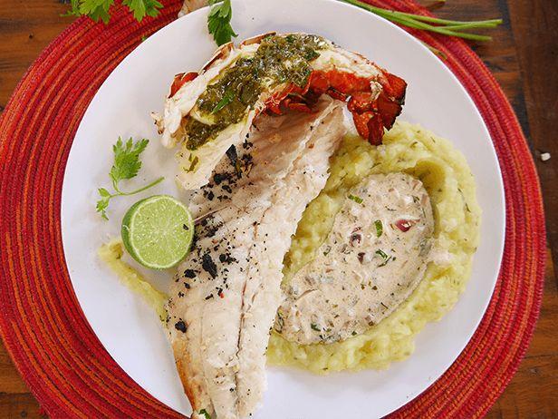 Tenha os sabores do mar direto para a sua mesa com essa receita de Garoupa e Lagosta na Brasa do Chef Pedro Benoliel.