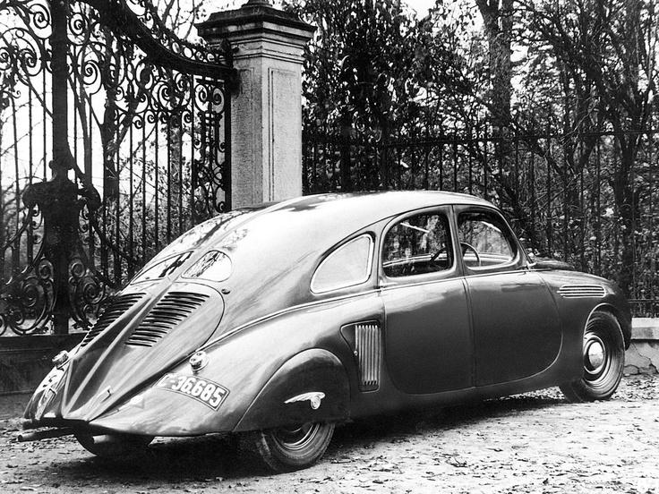 1935 Skoda 935 Prototype