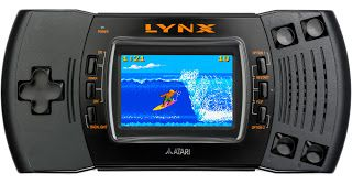 Tech History: The First Portable Color Gaming System - The Atari Lynx