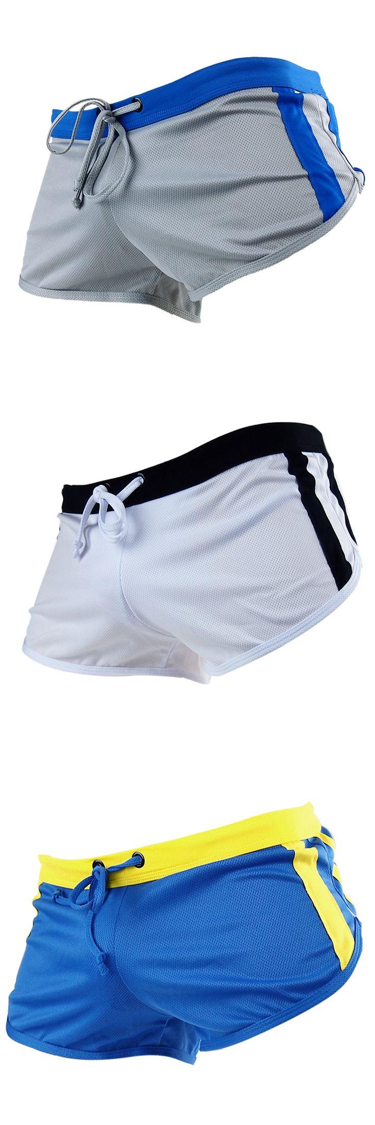 Men  trunks beach board shorts workout shorts