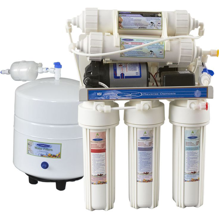 Reverse Osmosis Under Sink Water Filter - 2000CP