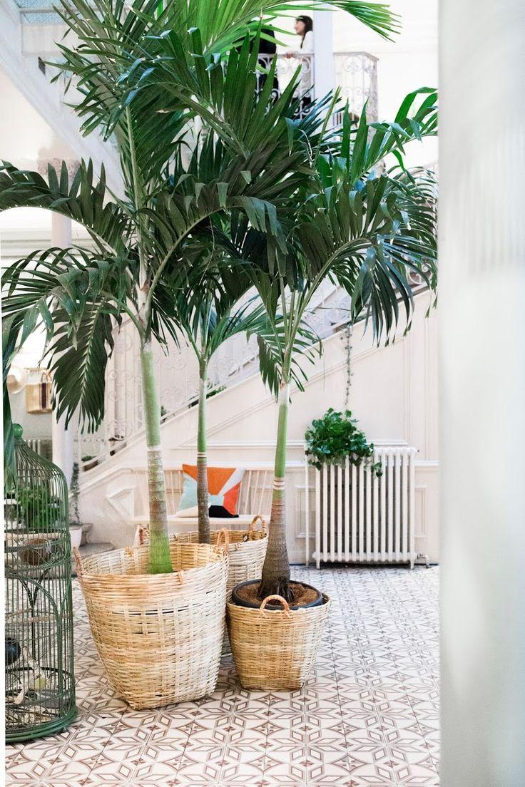 Panier en bambou via Goodmoods