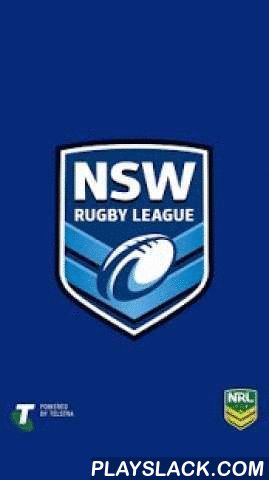NSW Rugby League  Android App - playslack.com ,  Welcome to Season 2016! The Official New South Wales Rugby League app gives you unprecedented access to a variety of club content across Telstra Premiership and other competitions, making it the best place to keep up with all things Blues wherever you are.The New South Wales Rugby League app features:- A brand new design and layout optimised for all Android Smartphone (2.3+) and Tablet (4.1+) devices ;- Access to the latest team News, Videos…