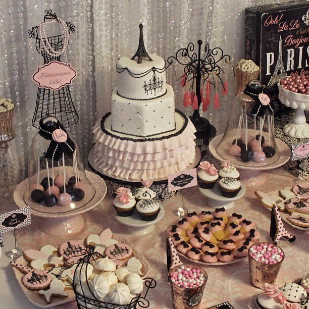 Paris Baby Shower Cake: 1000+ Ideas About Paris Baby Shower On Pinterest