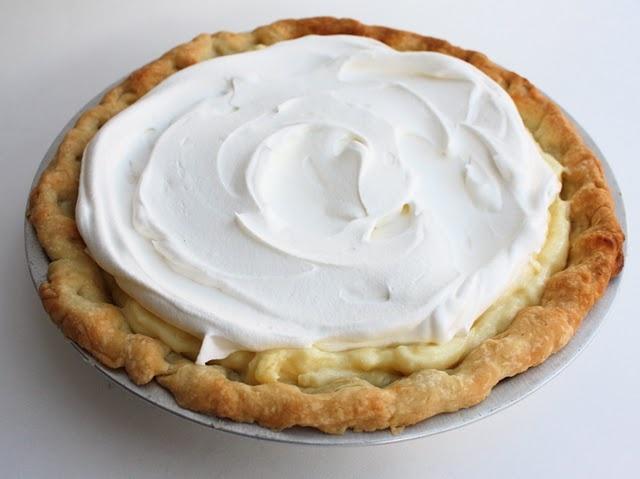 lemon cream pie http://#recipe