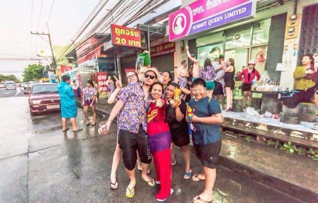 Let's fun ✌️🤣 #thailand #party