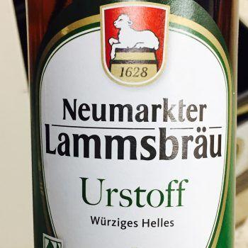 Neumarkter Lammsbräu - Urstoff