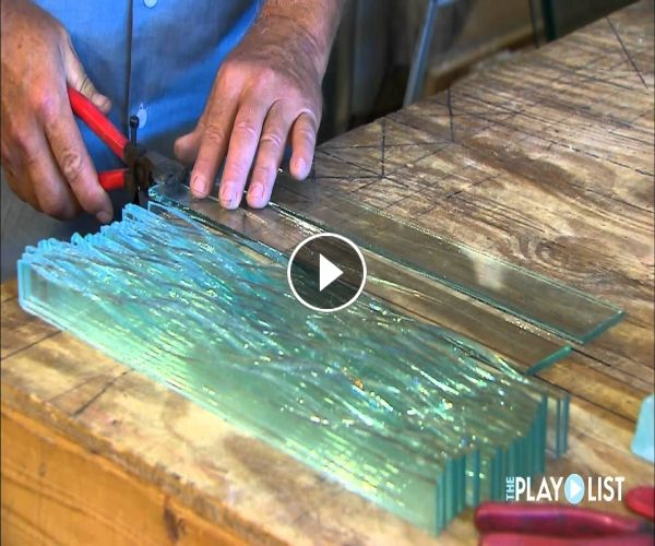 Two Harbors glass artist Mike Tonder fuses power, grace and glass. Explore his art, his process and his studio with The PlayList.