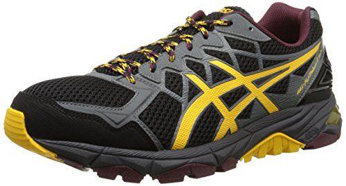perfect ASICS Men's GEL Fuji Trabuco 4 Neutral Running Shoe