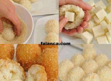 Pratik Patates Topları - #yemek #yemektarifleri #yemektarifi