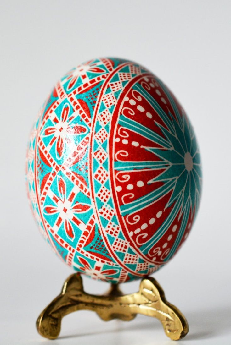 Best 25 Ukrainian Easter Eggs Ideas On Pinterest