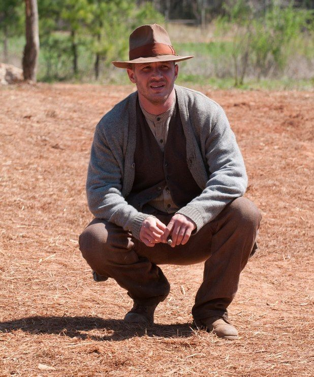 Lawless Forrest Bondurant Tom Hardy