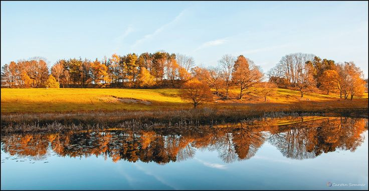 By the Lake by Carsten Sommer on 500px