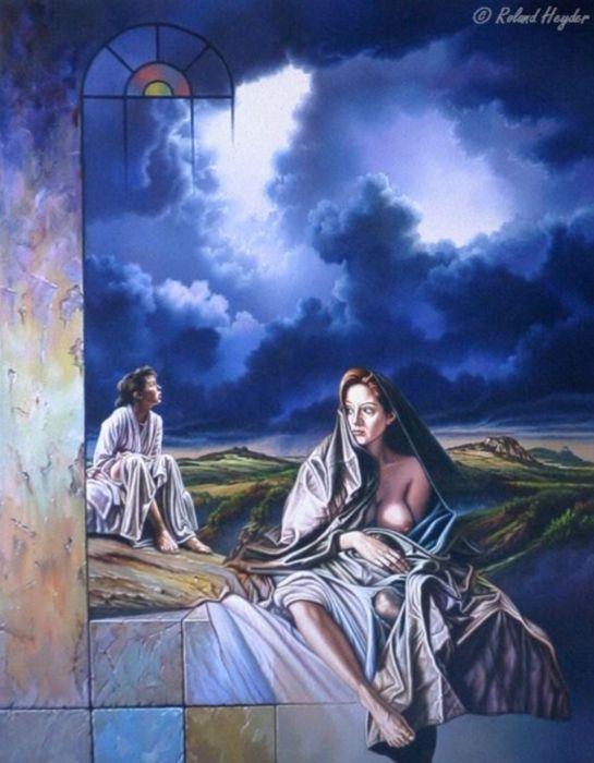 Artodyssey: Roland H. Heyder