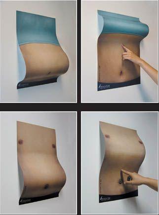Fitness poster - brilliant!