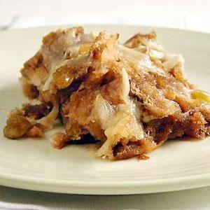 Capirotada (Mexican Bread Pudding) | MyRecipes.com
