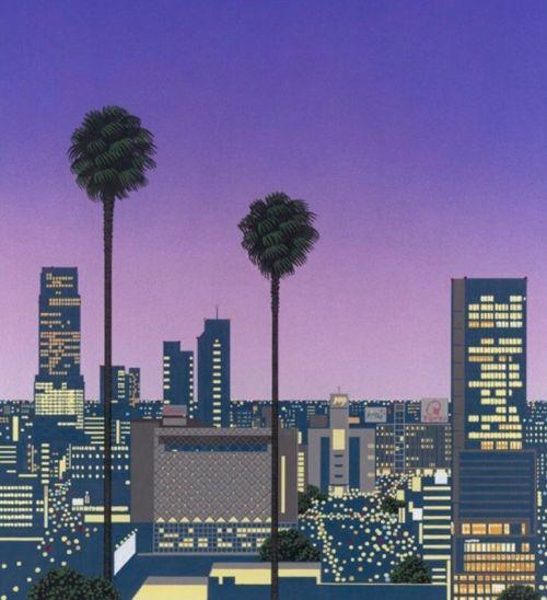 Hiroshi Nagai Paintings