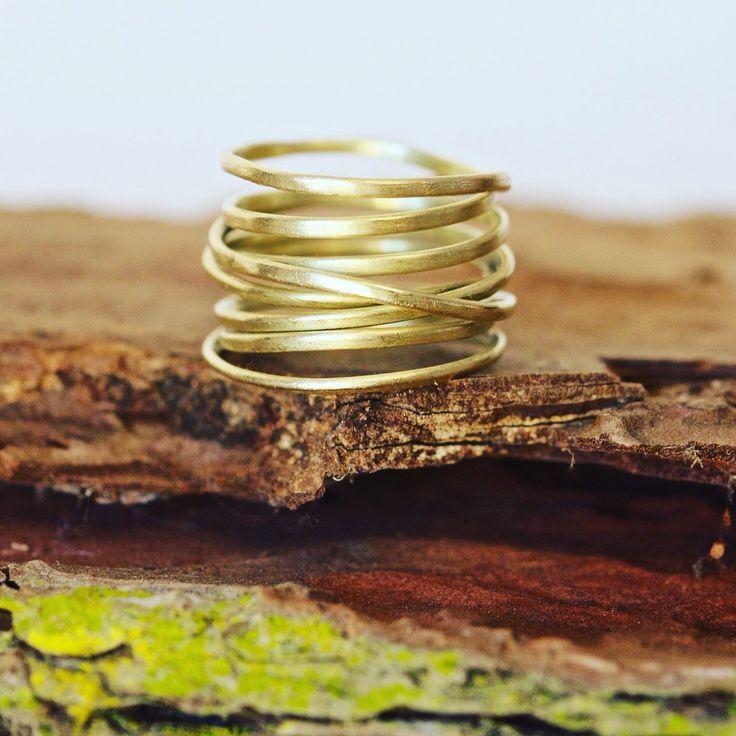 Gold ring , @godall___