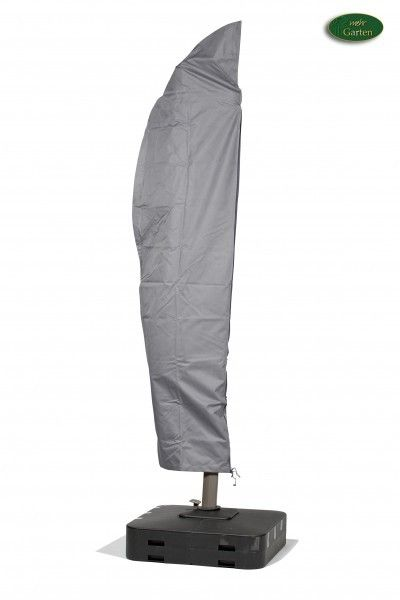 Premium Schutzhülle für Ampelschirm/Sonnenschirm Durchmesser 300 bis 400cm