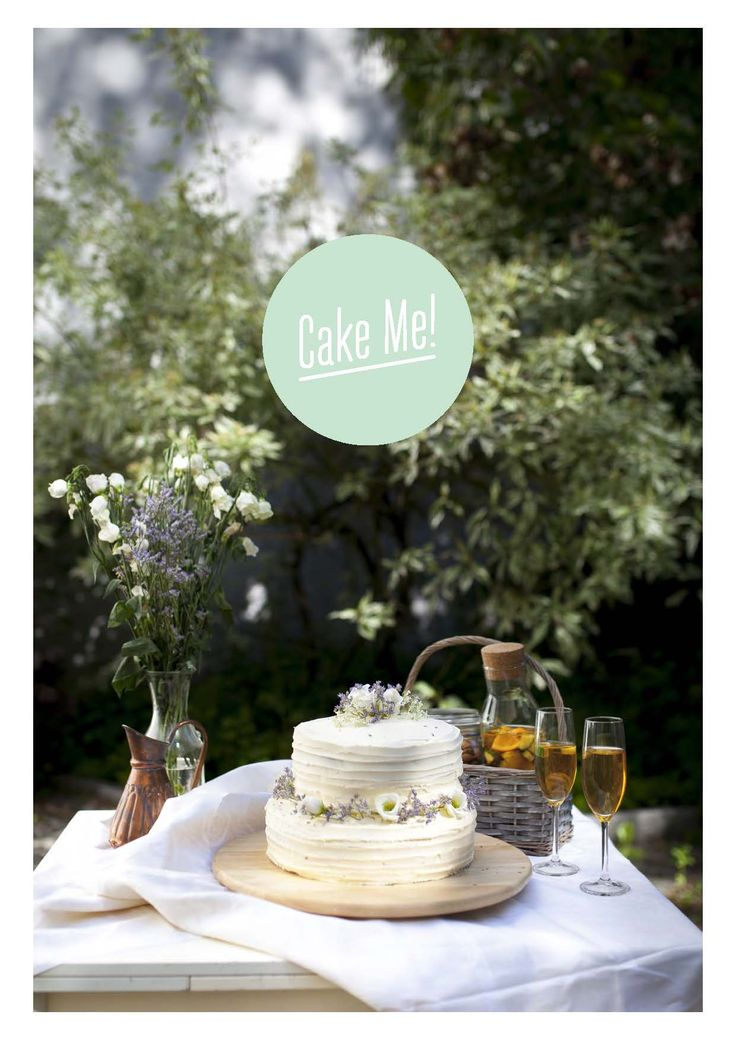 I have finally finished it, here it is, the front page of my new Wedding Cake Menu :)   By Cake Me! Oslo www.facebook.com/cakemeoslo