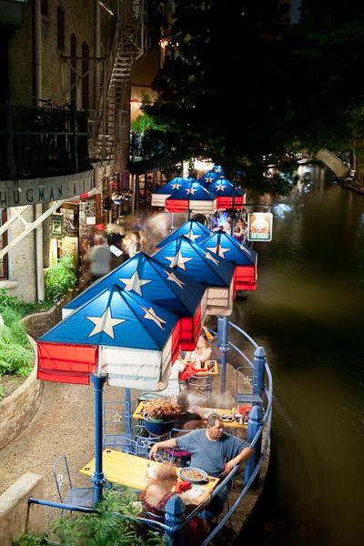 Republic Of Texas Restaurant On The Riverwalk San Antonio Tx