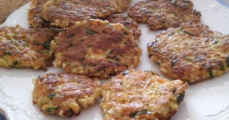 Fabulosa receta para Hamburguesas de tofu y verdura.                                                                                                                                                                                 Más
