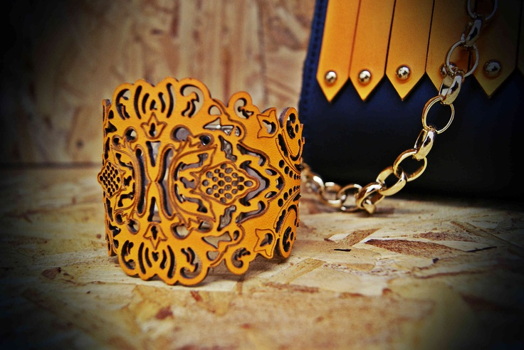 Bracelete Orange
