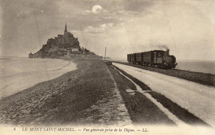 Le train à vapeur du Mont-Saint-Michel - La boite verte