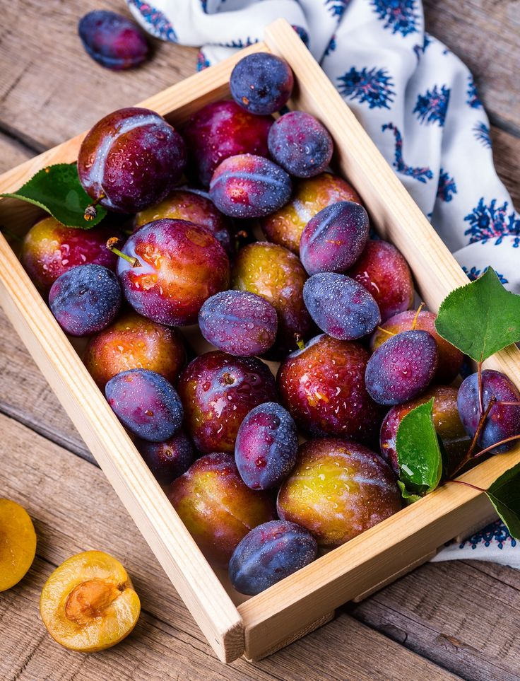 Cura de slabire si detoxifiere cu prune!