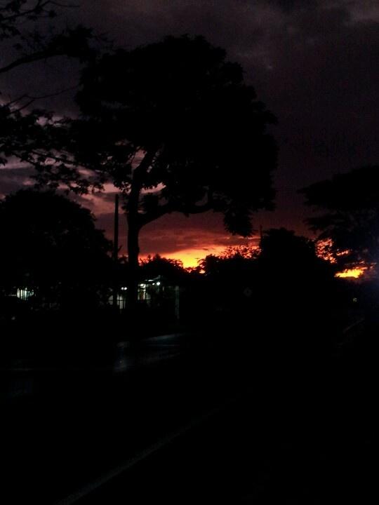 Sunset Armenia #colombia