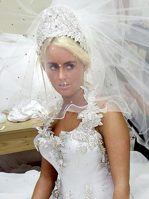 my big fat gypsy wedding- I'm addicted to this show...and the American one!