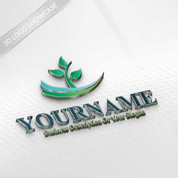 Ready made Green tree logo template for sale online. Make a logo online, use our free logo maker to change your business name, colors, fonts, text & more.