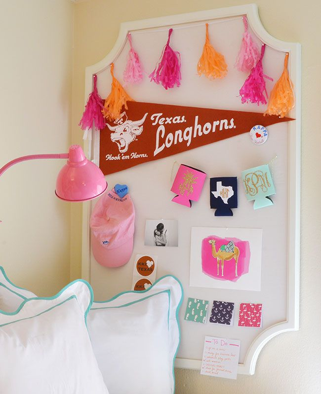 decorate your pinboard