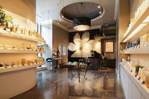The Spa Magnolia - hotel and spa = luxury! Plus only a 12 min walk to sessions!  623 Courtney Street, Victoria, British Columbia V8W 1B8