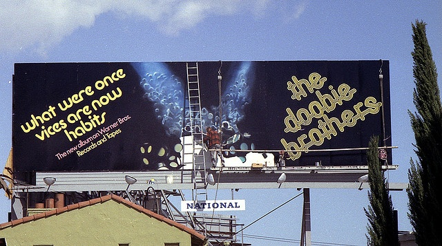 Billboards on Sunset - The Doobie Brothers
